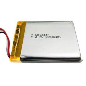 Geizeer – Battery 3,7V 2200 mAh
